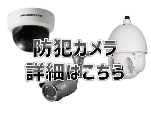 街頭の防犯カメラ!