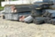 足場,架設,資材置き場,建設資材,防犯カメラ,セキュリティ,防犯システム