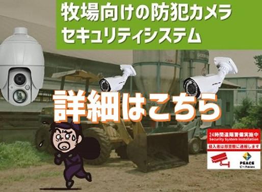 続く家畜の盗難!!