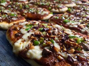 American Express Bakery (Mumba Bakery) Flatbread Pizza