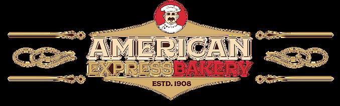 American Express Bakery (Mumba Bakery) Banner Logo