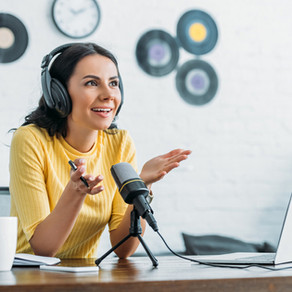 Learn how to Start a Solo Podcast - Part 1
