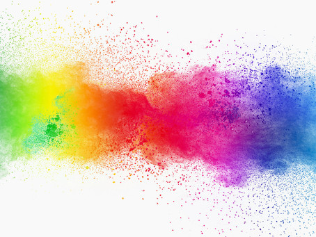 How colours impact our mood and mental health
