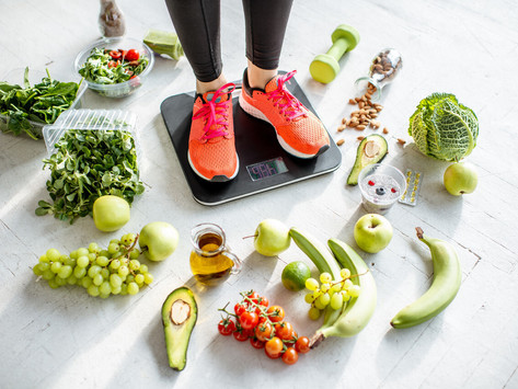 The five best ways to increase your weight in a healthy way