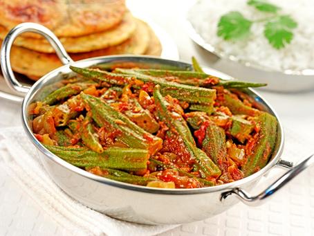 Bhindi masala ( Lady finger or Okra)