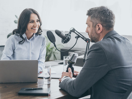 Learn how to start the Interview Podcast- Part-2