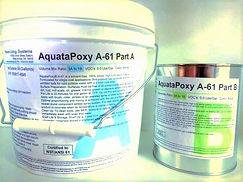 One Gallon Kit, AquataPoxy A-61
