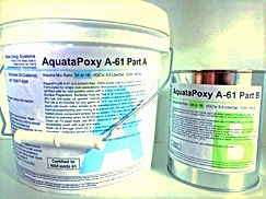 One Gallon Kit, AquataPoxy A-61