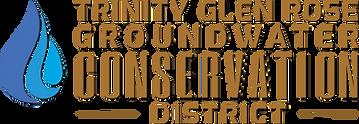 Trinity Glen Rose logo Affinity has blac