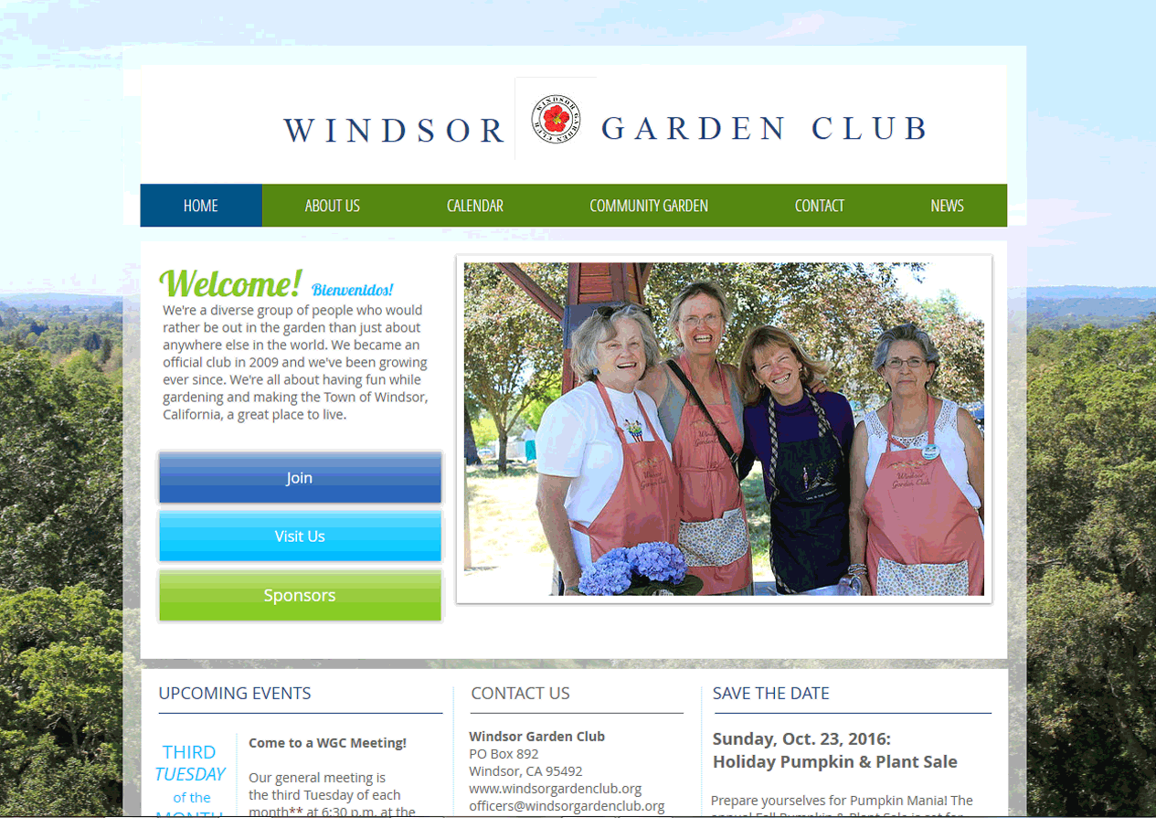 Windsor Garden Club