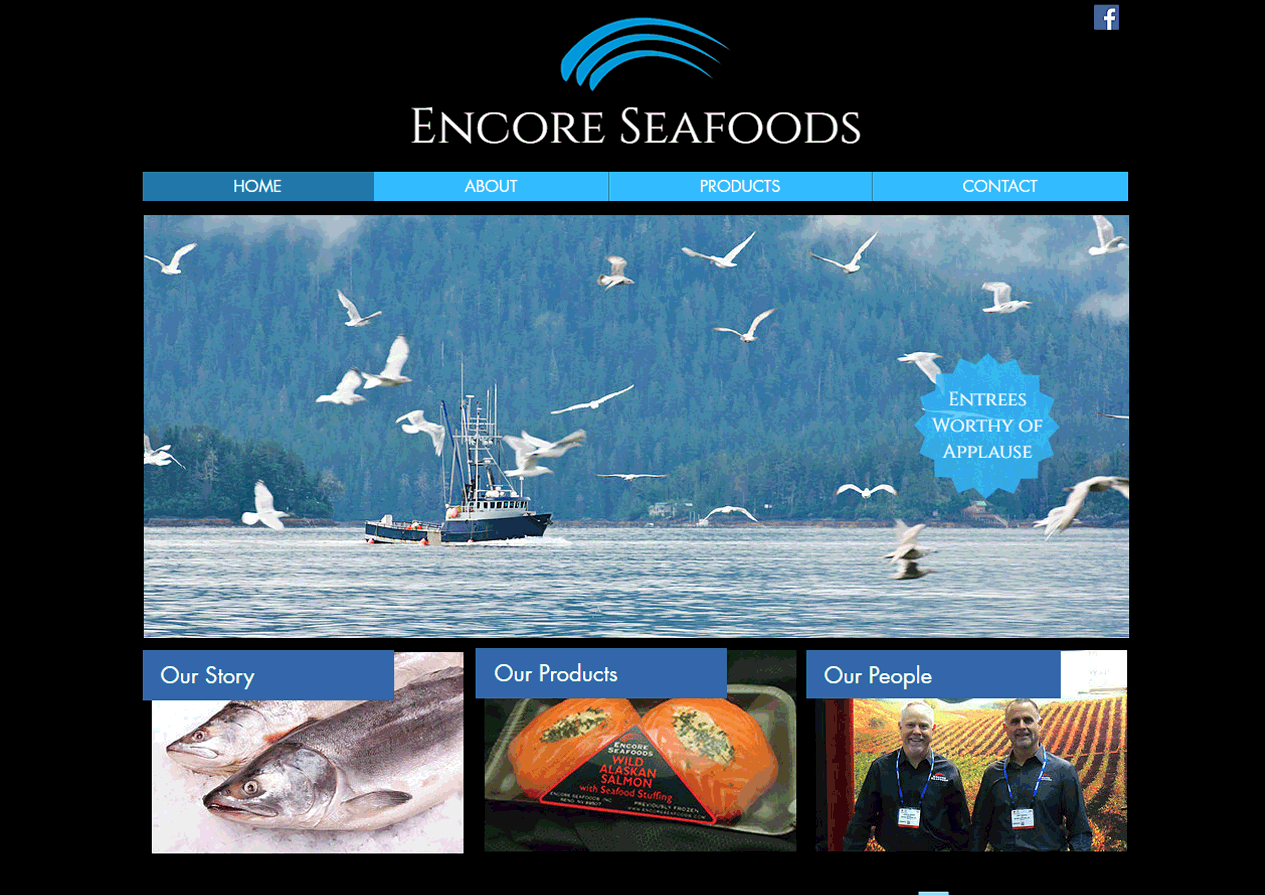 Encore Seafoods