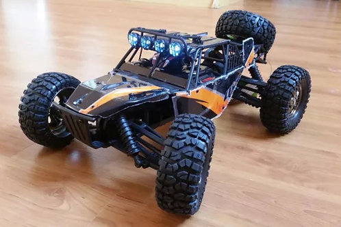 Carro elétrico 4x4 Rally Sand Buggy Dune HBX 12815