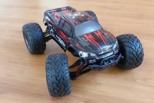 Carro elétrico 1:12 Monster Truck 9115 GPToys Vermelho ou Azul