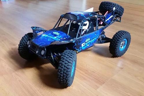 Carro elétrico 1:10 Cross Crawler WLToys 10428-C2