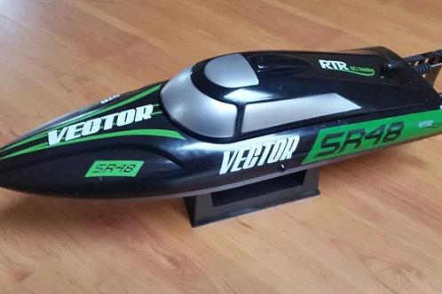 Barco Lancha Volantex Vector SR48 V797 Brushed