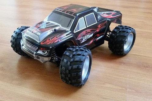 Carro elétrico 1:18 Mini Monster Wltoys A979