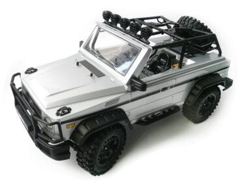 Carro elétrico 1:10 Jeep Crawler HG-P402 descapotável