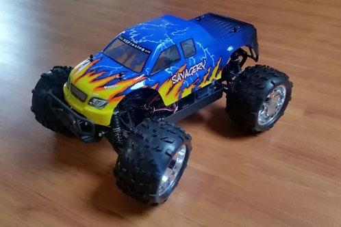 Carro elétrico 1:18 HSP Monster Truck Nokier Brushless