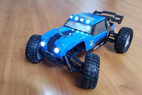 Carro elétrico 1:12 Rally Desert HBX 12891 várias cores