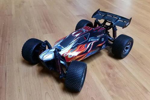 Carro elétrico 1:12 Mini Buggy 9117 GPToys Vermelho ou Azul
