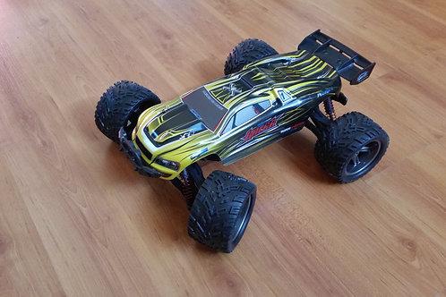 Carro elétrico 1:12 Truggy 9116 GPToys Amarelo e Vermelho
