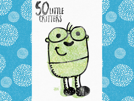 50 Little Critters