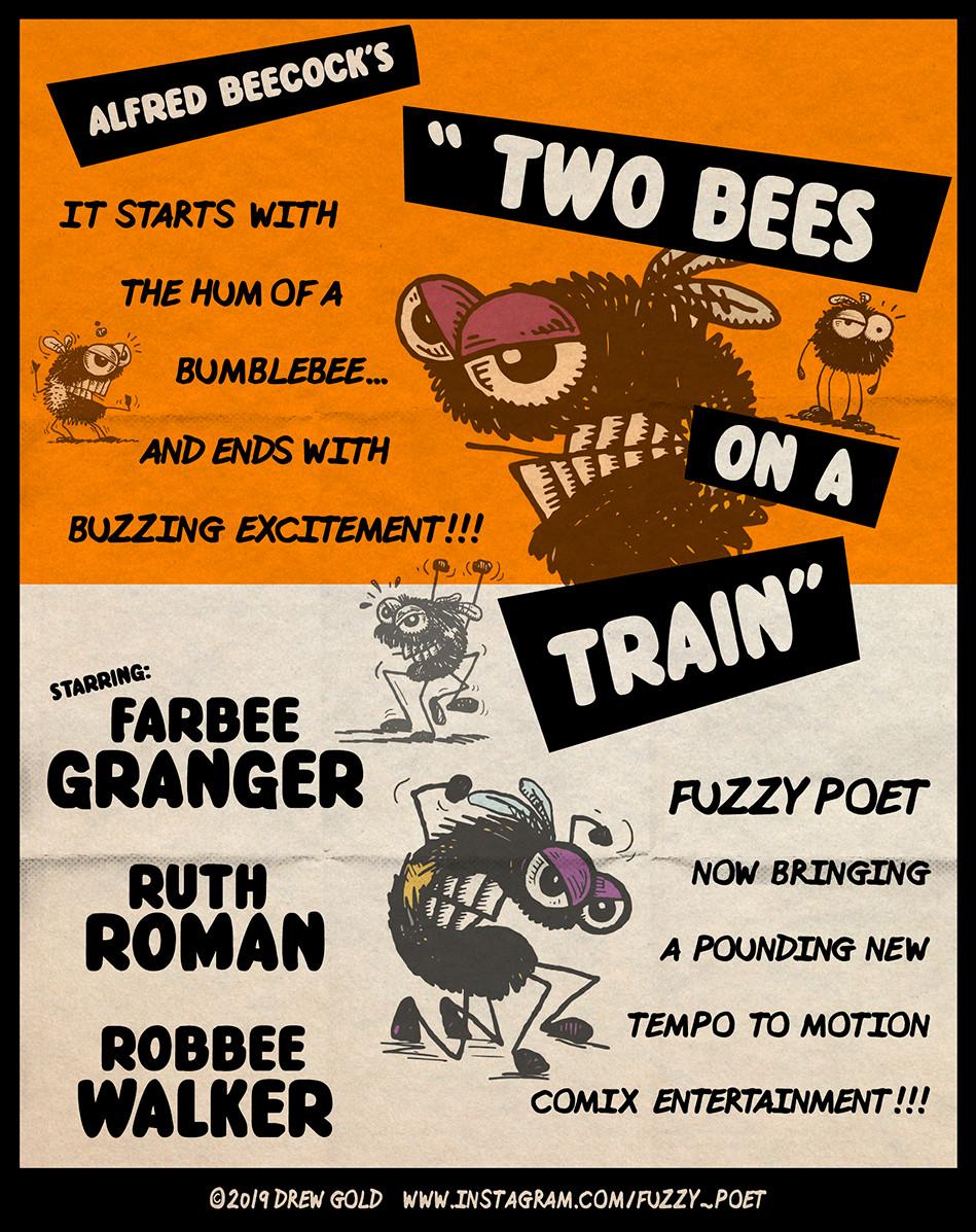 2 Bees On A Train DG.jpg