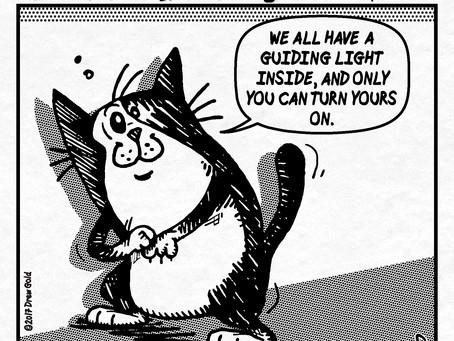 #239: Guiding Light