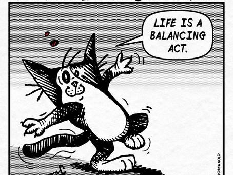 #297: Balancing Act