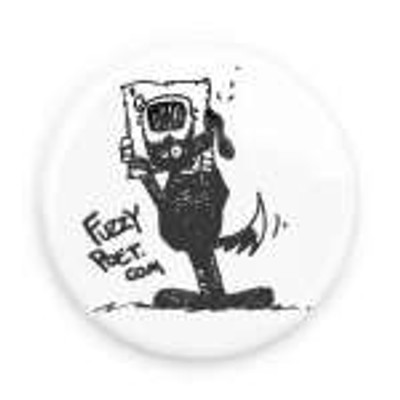 Fuzzy Wares: Button 3 Pak ©Drew Gold 2015. All rights reserved
