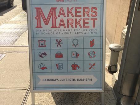 SVA's Makers Market 2017