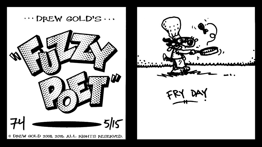 Fry Day ©Drew Gold 2015. All rights reserved