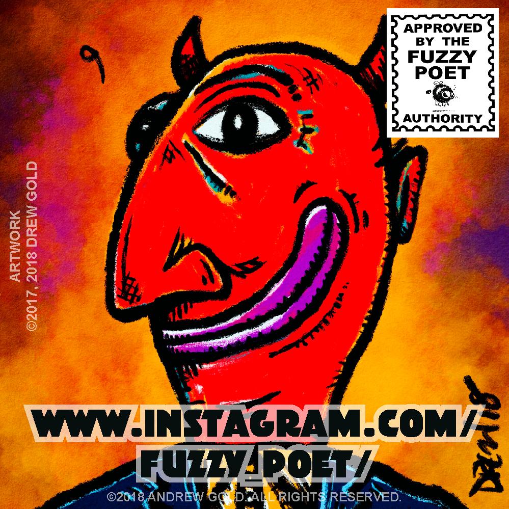 El Diablo Fuzzy Poet Promo_Artboard 1