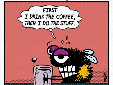 First The Coffee