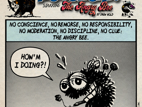 The Angry Bee
