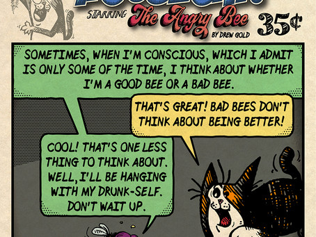 The Inebriated Bee