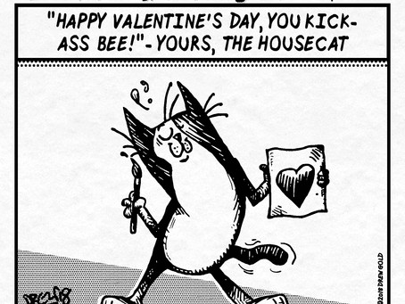 #284: Happy Valentine's Day