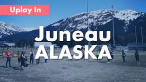 Uplay Disc Golf in Juneau, Alaska