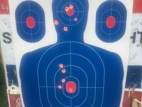 Range Report: Drawing From Concealment