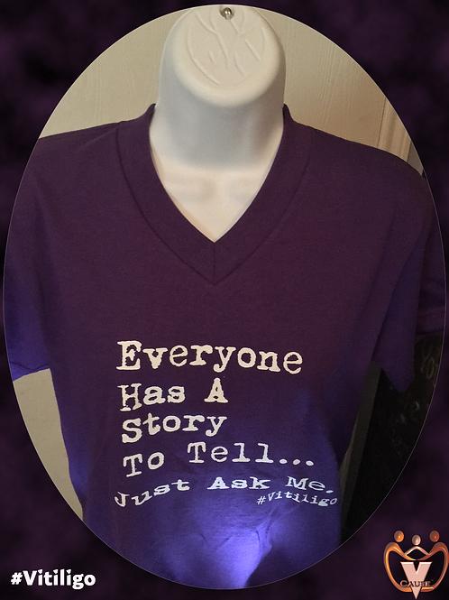 Vitiligo T-Shirt