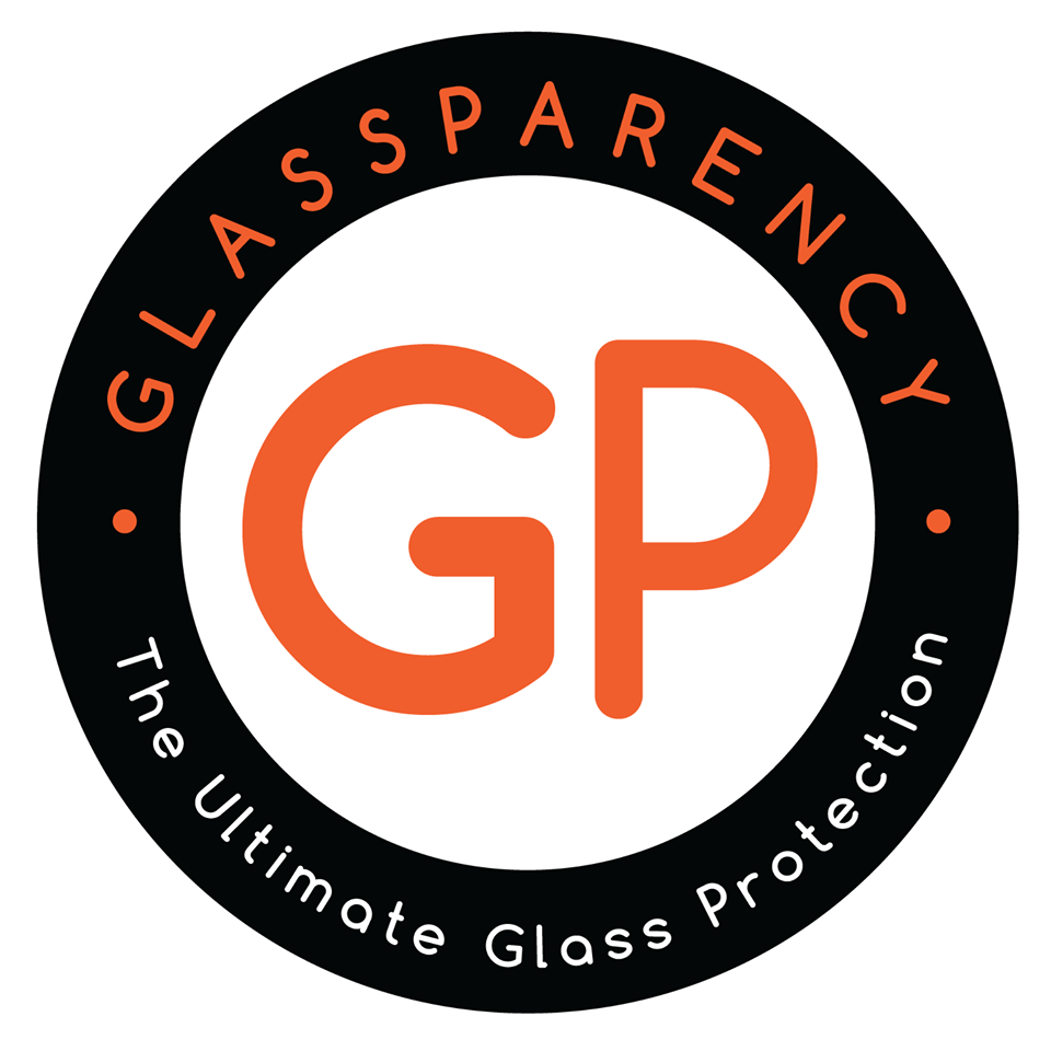 GLASSPARENCY Backed by a 3-year warranty