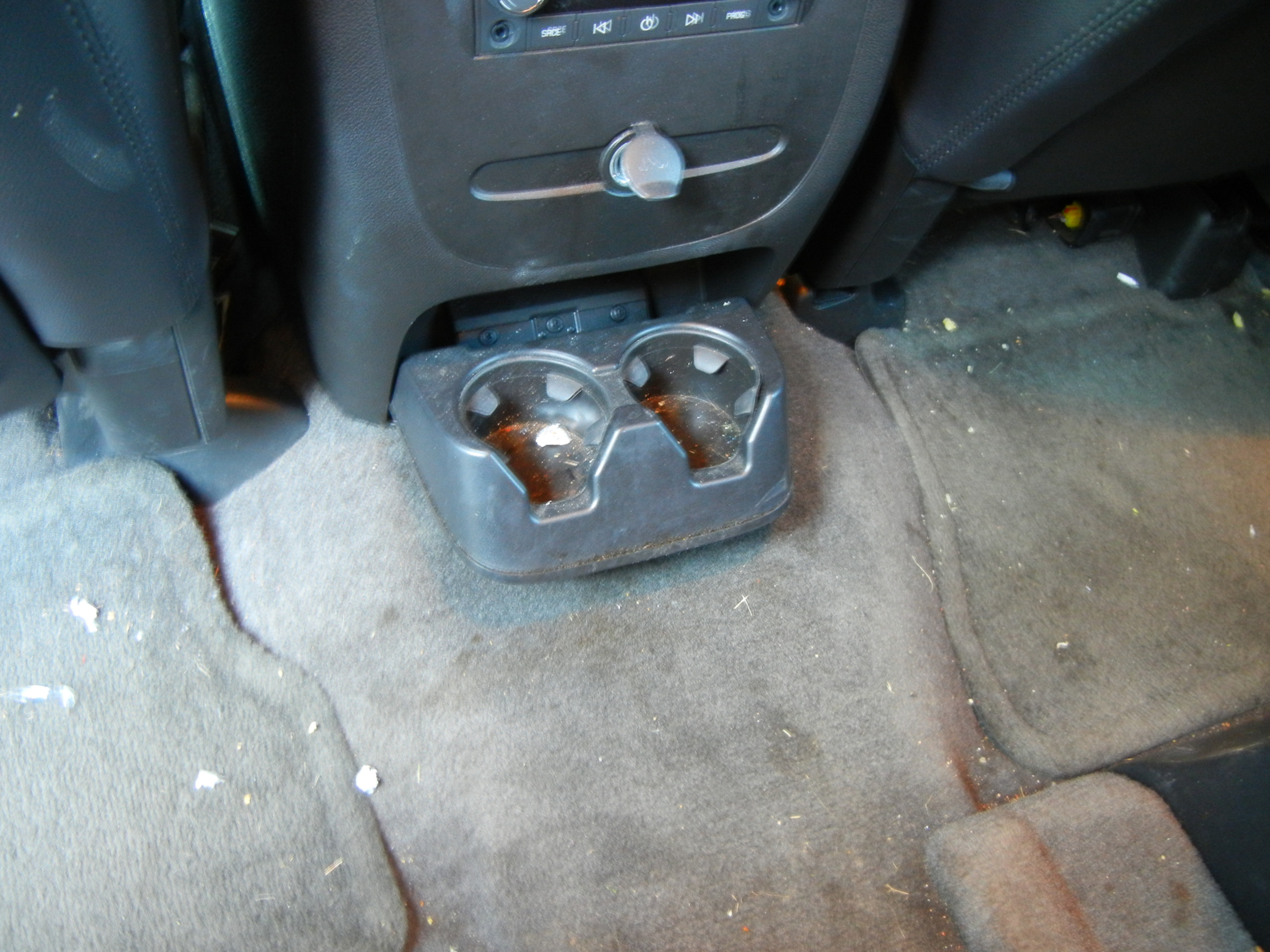 Heavy Interior Cleaning