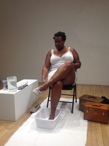 Marylouise's Beauty Regimen for Black Girls with Dark Knees and Melanated Gums