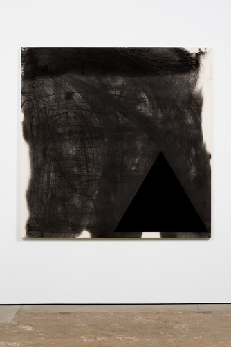 Self-Portrait as a Triangle with Aura (Daughter, Sister, Mother)
