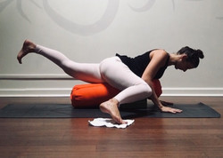 Supported Arm Balances