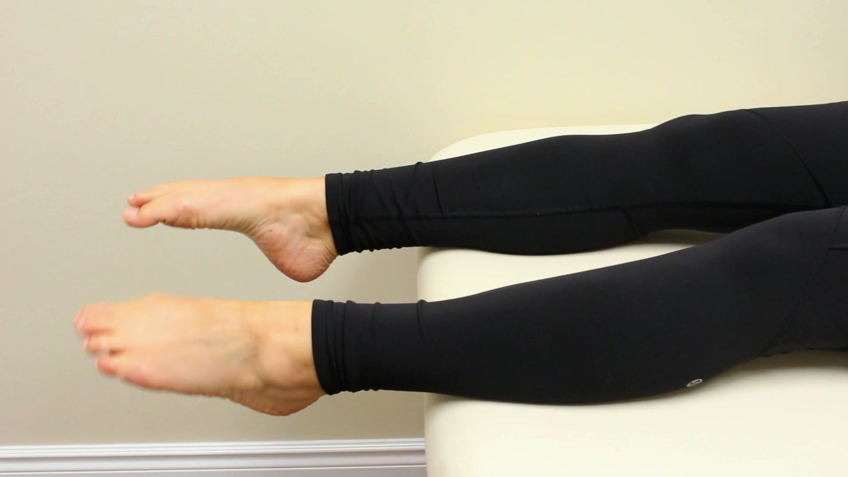 Ankle rotations