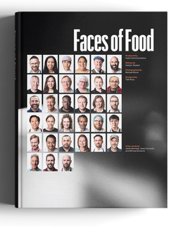 Faces of Food Book
