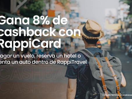 RappiCard, una de las mejores tarjetas de crédito para viajar