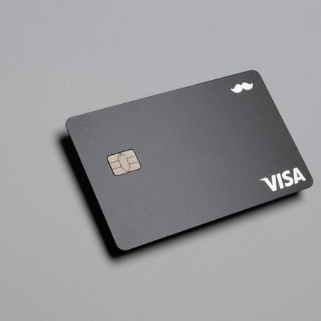 ¿Cuáles son las partes de una tarjeta de crédito?