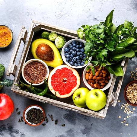 5 Superfoods for Wellness